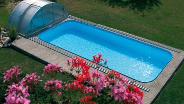 Прямокутний басейн